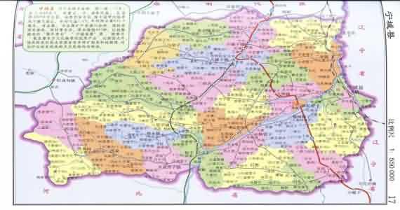 内蒙古赤峰市内地图_宁城地图_内蒙宁城地图