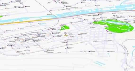 顺城地图 抚顺地图 清原地图