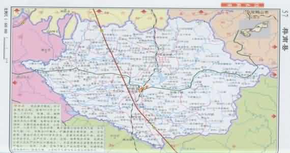 黑龙江省桦南县地图_桦南地图_黑龙江桦南地图