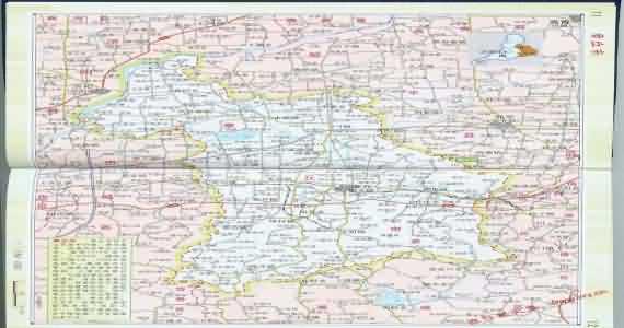 章丘地图_山东章丘地图