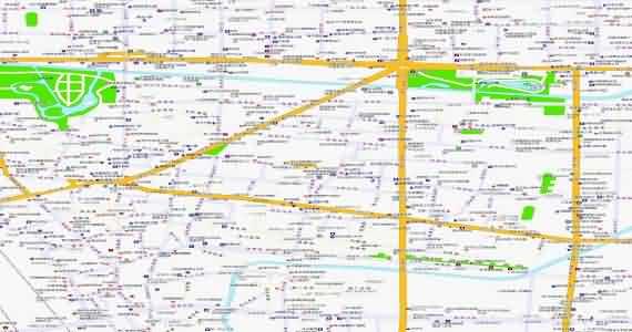 河南省上街区地�_城地图_郑州城地图