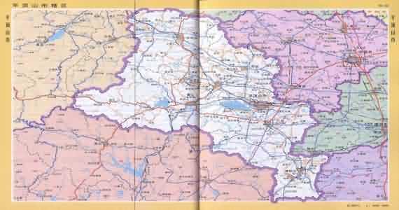 平顶山地图_河南平顶山地图