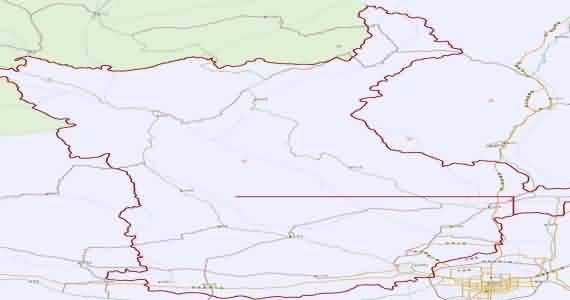 杨陵地图_咸阳杨陵地图