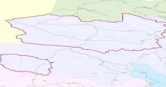 青海格尔木地图_格尔木地图_青海格尔木地图